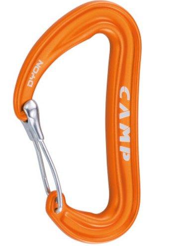 Oranžová drátová karabina Dyon, Camp