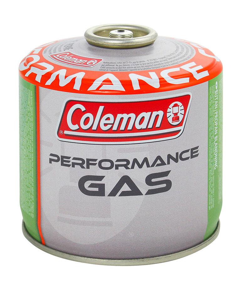 Plynová kartuše C 300 Performance, Coleman