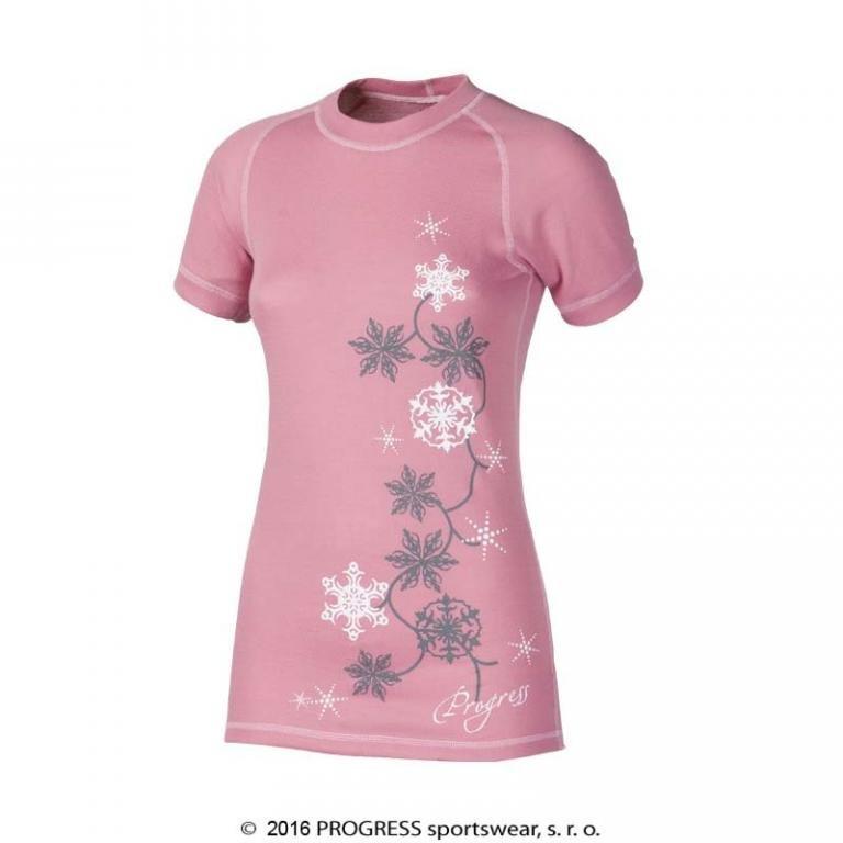 Dámské tričko DF NKRZ PRINT, Progress