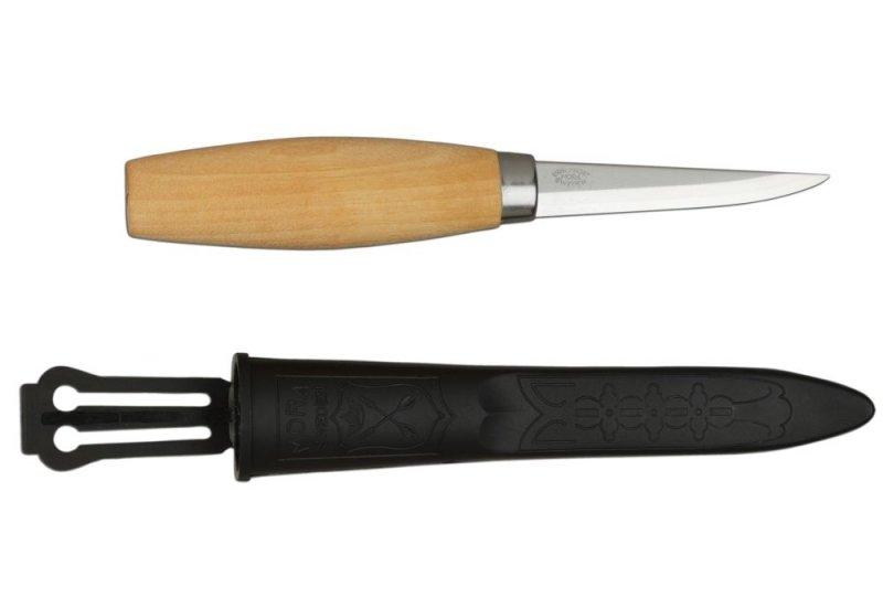 Nůž s pevnou čepelí Morakniv Wood Carving 106