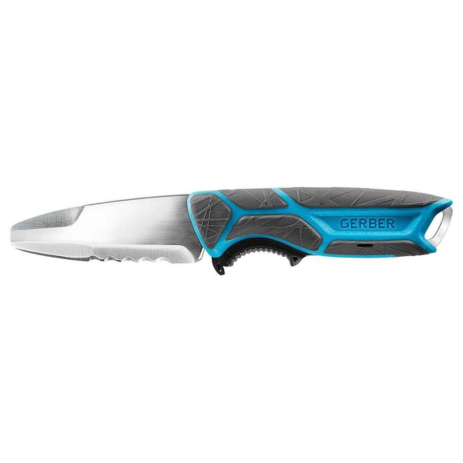 Nůž s pevnou čepelí CrossRiver Combo Salt, Gerber