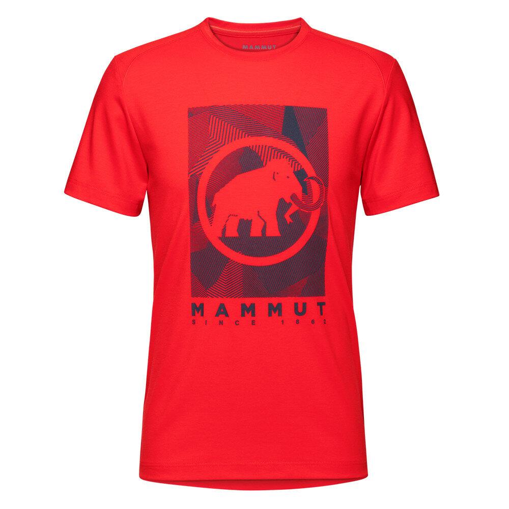 Tričko Mammut Trovat T-Shirt Men