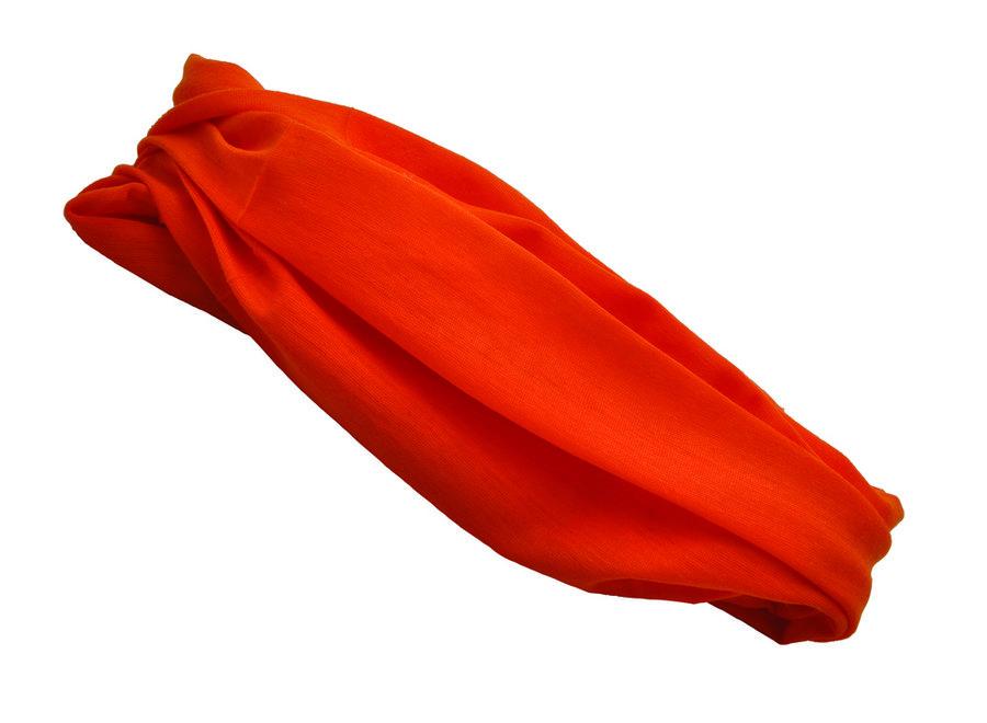 Oranžový funkční šátek PLR167, Baladeo