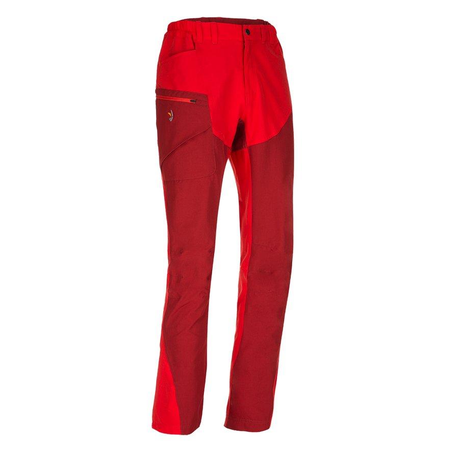 Červené turistické pánské kalhoty Magnet Neo Pants, Zajo - velikost XXL