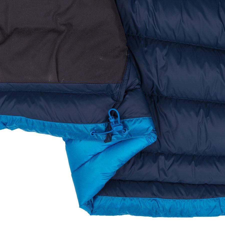 Péřová zimní pánská bunda Moritz Jkt, Zajo - velikost M