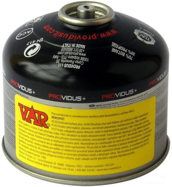 Plynová kartuše šroubovací CGV 220g