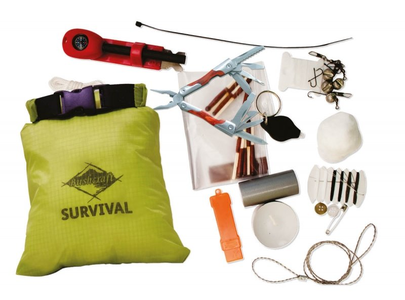 KPZ Survival Essential, BCB Adventure, Vak Survival Essential, BCB Adventure