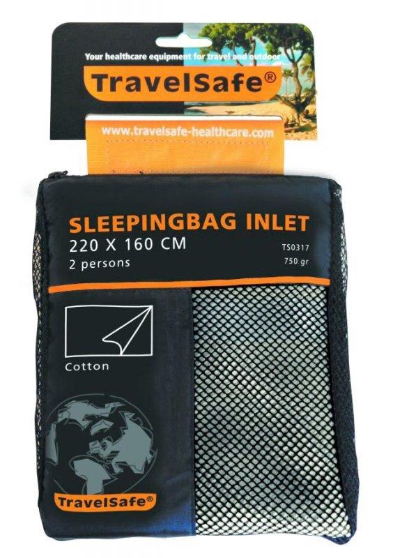 Vložka do spacáku TravelSafe Cotton Envelope 2