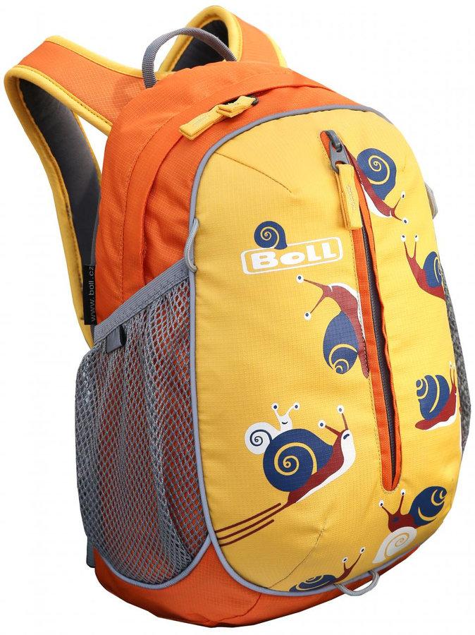 Oranžový dětský batoh Roo 12, Boll - objem 12 l
