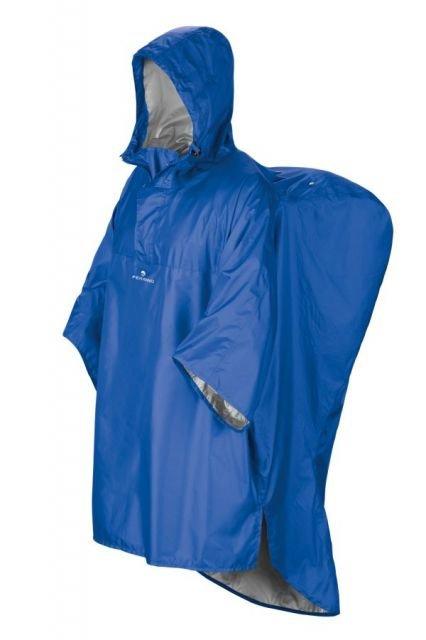 Modré pončo Hiker, Ferrino - velikost XL