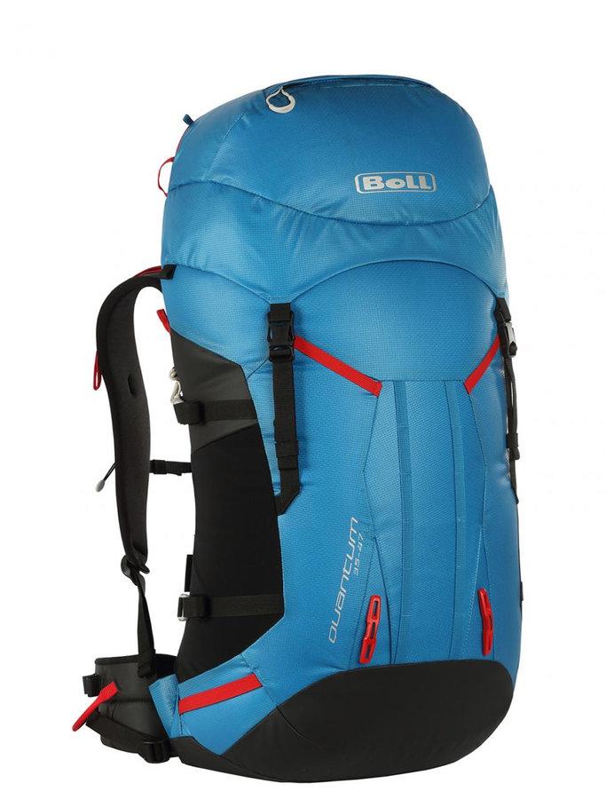 Modrý turistický batoh QUANTUM 35-47 RF, Boll - objem 47 l