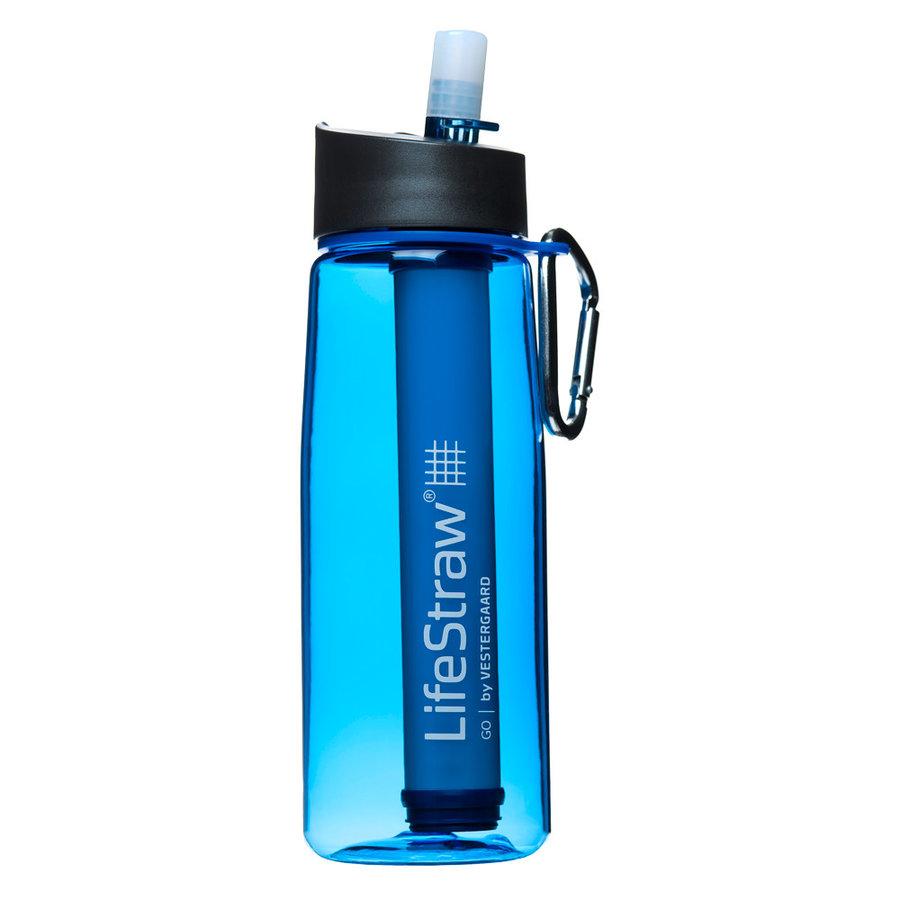 Filtrační láhev LifeStraw GO, LifeStraw - objem 0,65 l