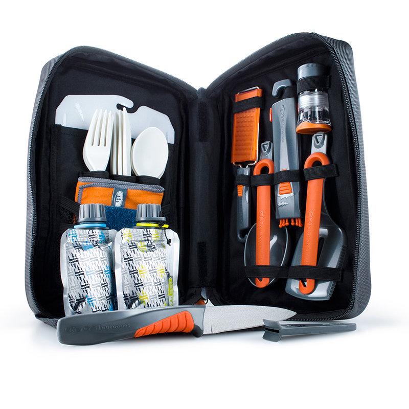 Sada nádobí GSI Outdoors Destination Kitchen Kit Set 24