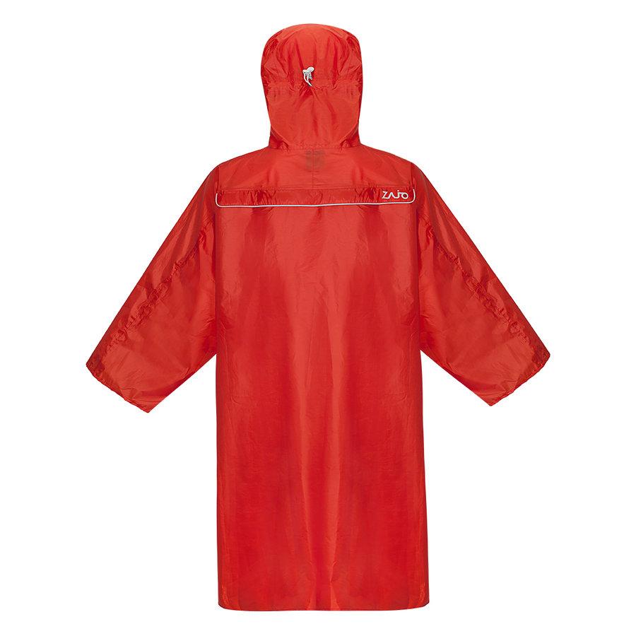 Červená pláštěnka Poncho Neo, Zajo - velikost L