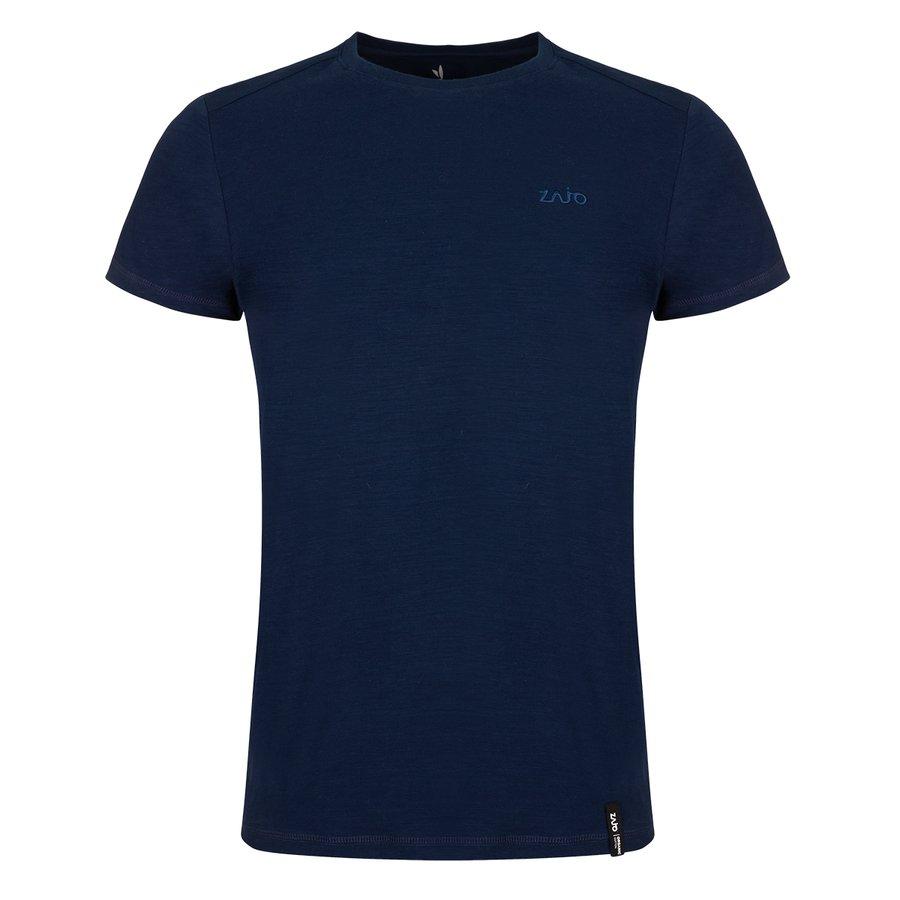 Modré pánské tričko Sven T-shirt SS, Zajo