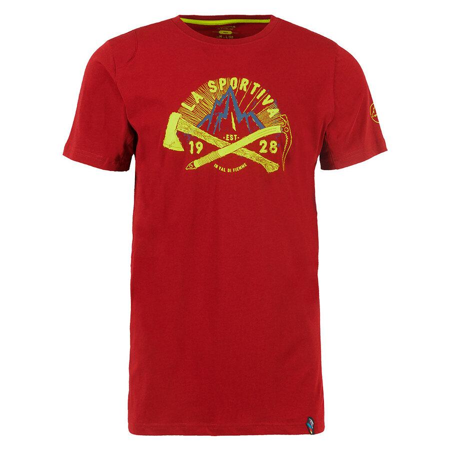 Tričko La Sportiva Hipster T-Shirt Men - velikost M