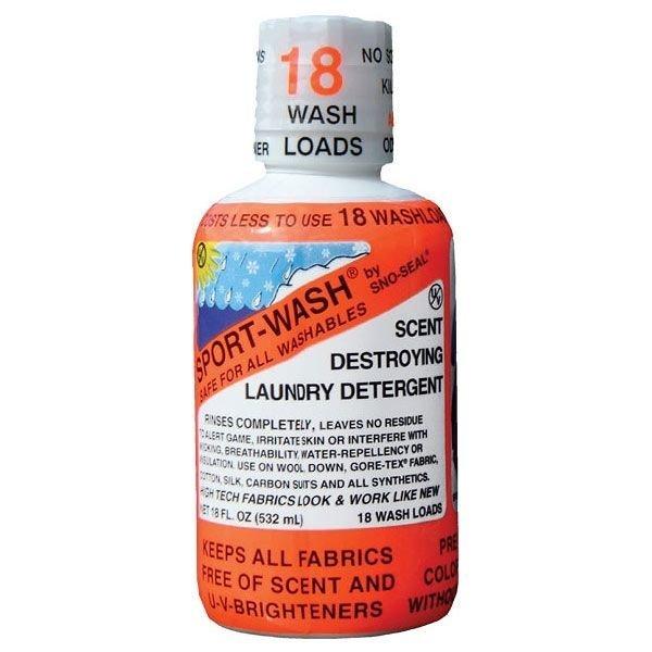 Prací prostředek na oblečení Sport-Wash®, Atsko - objem 532ml