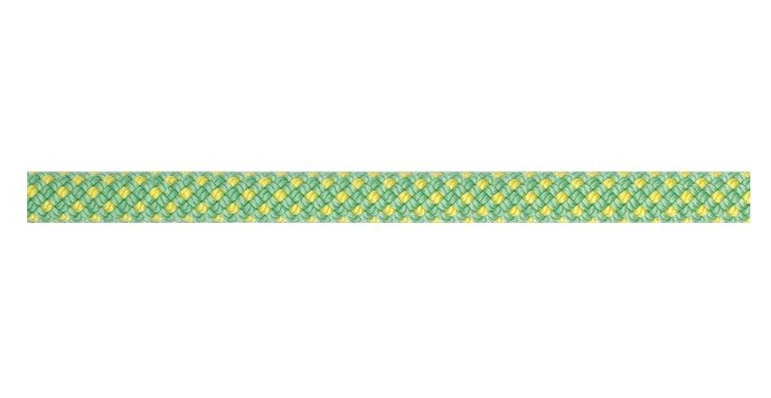 Zelené lano Stinger Unicore, Beal - délka 50 m a tloušťka 9,4 mm
