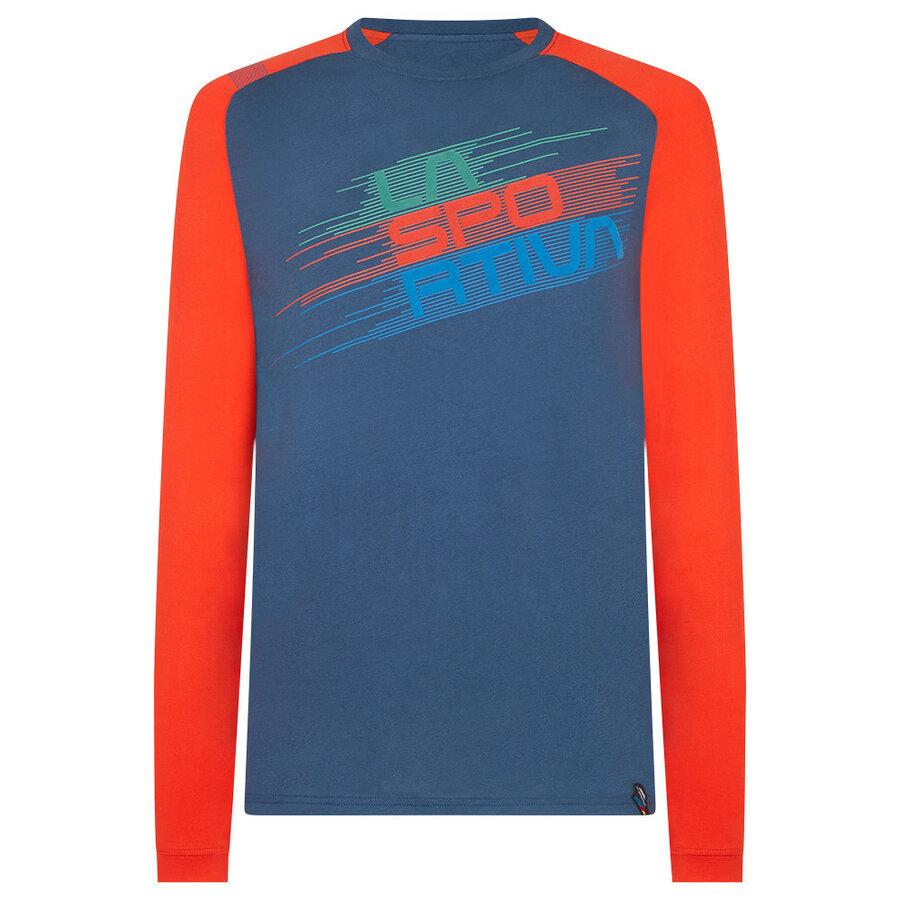 Pánské tričko La Sportiva Stripe Evo Long Sleeve Men - velikost L
