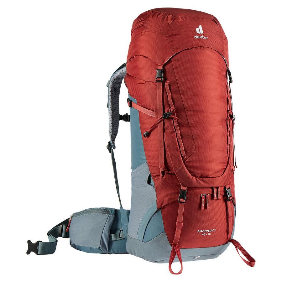 Turistický batoh Deuter Aircontact 45 + 10