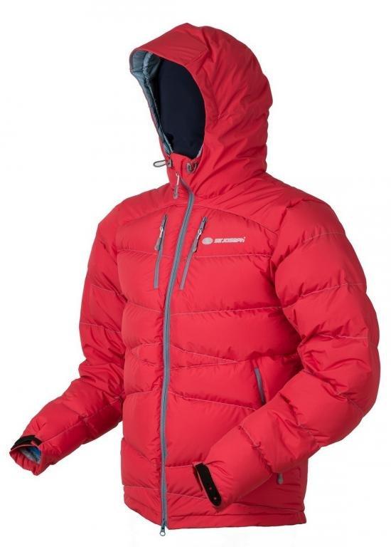 Červená pánská bunda Terag Man, Sir Joseph