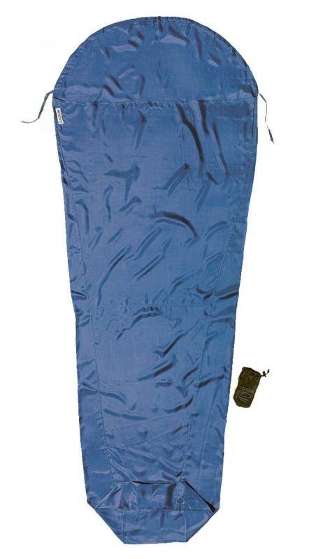 Vložka do spacáku Cocoon mumie ultramarine blue S