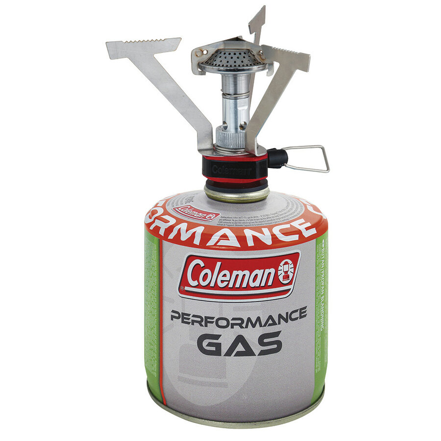 Kempingový vařič FYRELITE START + kartuše C300 Performance, Coleman