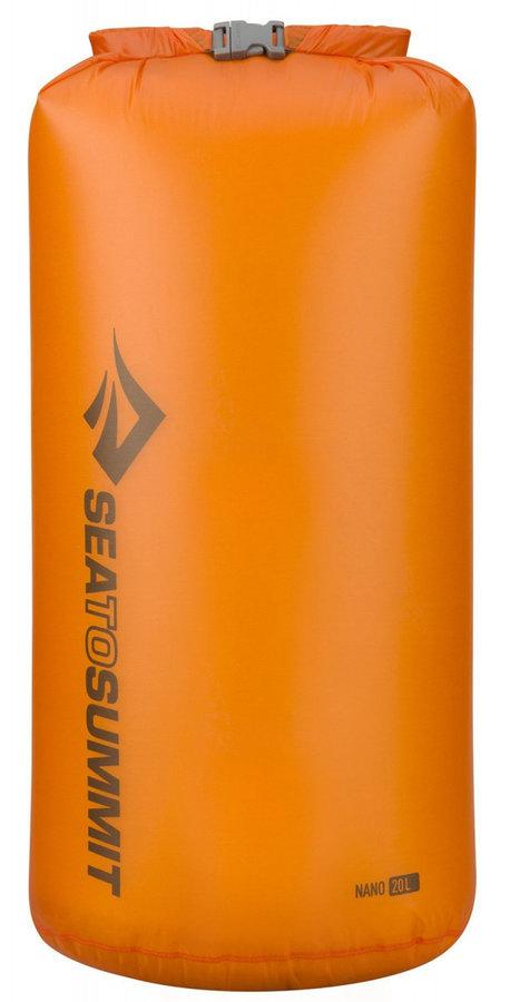 Vodotěsný vak Sea to Summit Ultra-Sil Nano Dry Sack - objem 20 l