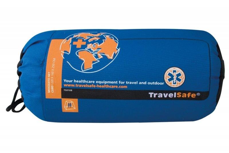 Moskytiéra Cube, TravelSafe