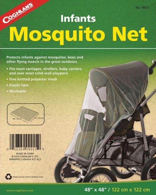 Moskytiéra Coghlan´s Infants Mosquito Net
