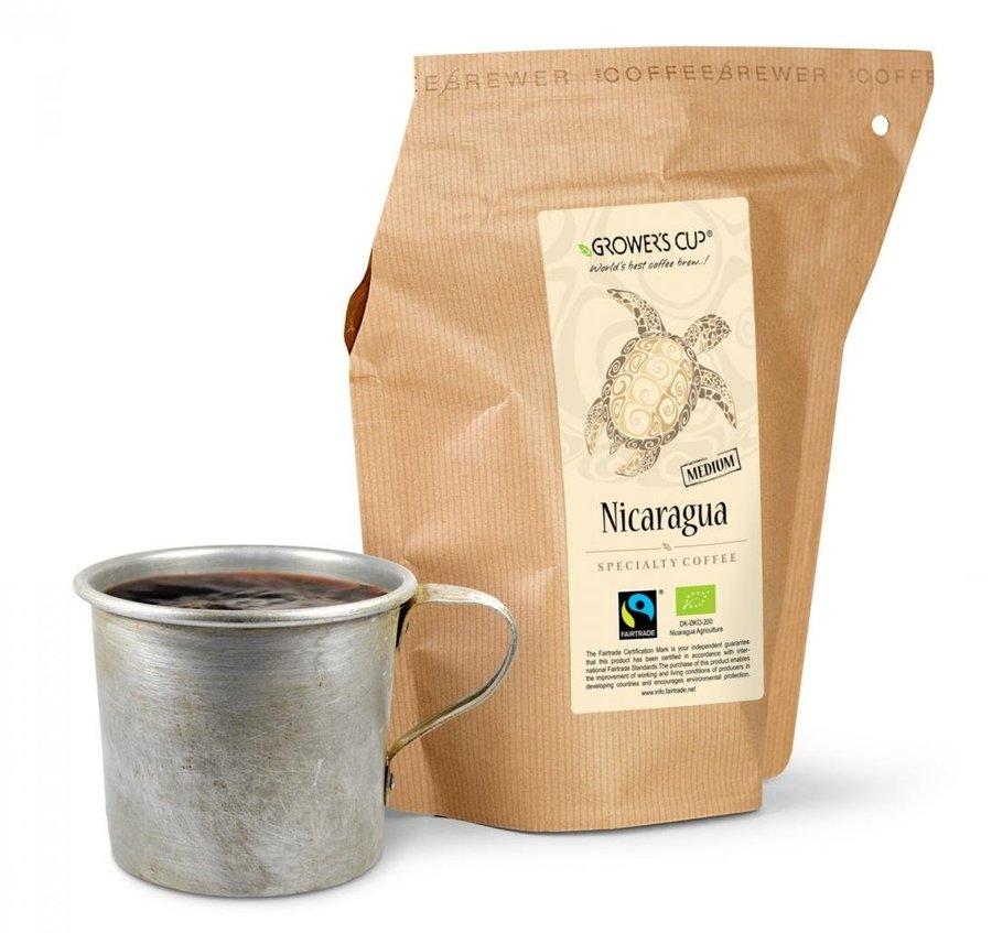 Grower's cup - outdoorová káva