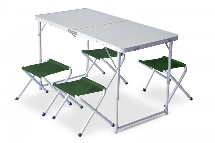 Campingový nábytek - základní informace
