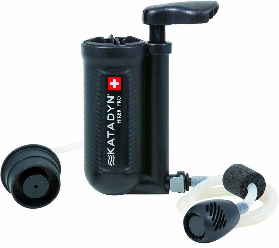 Katadyn - filtry na vodu